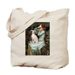 Ophelia / Italian Greyhound Tote Bag