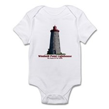 The Windmill Point Infant Bodysuit
