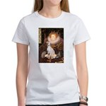 Queen / Italian Greyhound Women's T-Shirt