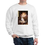 Queen / Italian Greyhound Sweatshirt