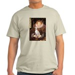 Queen / Italian Greyhound Light T-Shirt