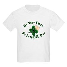 First St. Patrick's Baby T-Shirt