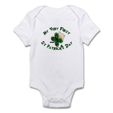 First St. Patrick's Baby Infant Bodysuit