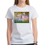 Garden / Ital Greyhound Women's T-Shirt