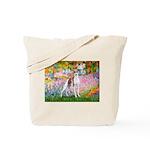 Garden / Ital Greyhound Tote Bag