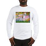 Garden / Ital Greyhound Long Sleeve T-Shirt