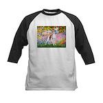 Garden / Ital Greyhound Kids Baseball Jersey