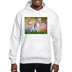 Garden / Ital Greyhound Hooded Sweatshirt