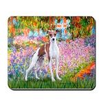 Garden / Ital Greyhound Mousepad