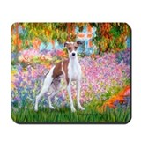 Garden / Ital Greyhound Mousepad