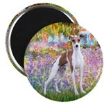 Garden / Ital Greyhound Magnet