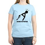 Assume the Position Women's Light T-Shirt