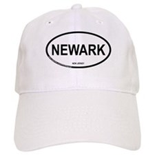 Newark Oval Baseball Cap