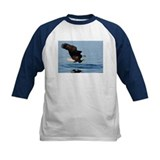 Bald Eagle Fishing  Tee