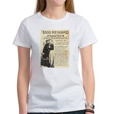 Wanted Ike Clanton Tee