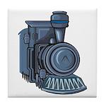 Railroad Mason Tile Coaster