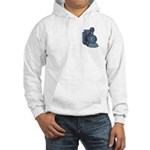 Railroad Mason Hooded Sweatshirt