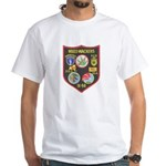 Weed-Wackers White T-Shirt