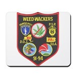 Weed-Wackers Mousepad