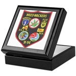 Weed-Wackers Keepsake Box