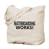Waterboarding Works Tote Bag