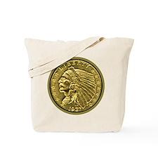 The Quarter Eagle Tote Bag