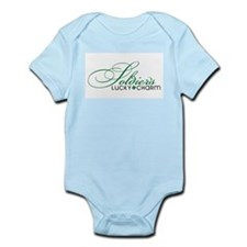 Soldier's Lucky Charm 2 Infant Bodysuit