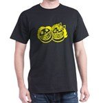 Retro Vandelay Industries Logo Dark T-Shirt