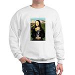 Mona Lisa / Chihuahua Sweatshirt