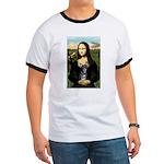 Mona Lisa / Chihuahua Ringer T