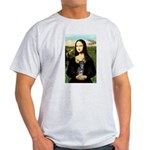 Mona Lisa / Chihuahua Light T-Shirt
