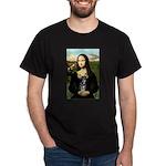 Mona Lisa / Chihuahua Dark T-Shirt