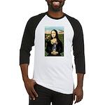 Mona Lisa / Chihuahua Baseball Jersey