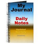 The Honest Journal
