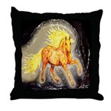 Firehose Throw Pillow