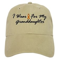 I Wear Orange For My Granddaughter 1 Baseball Cap