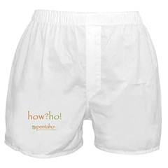 How?Ho! Boxer Shorts