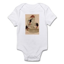 Pas De Substitution Infant Bodysuit