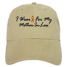 I Wear Orange For My Mother-In-Law 1 Baseball Cap