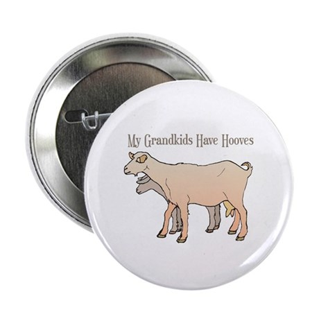 "My Grandkids Have Hooves 2.25"" Button (100 pack)"