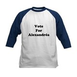 Vote For Alexandrea Tee