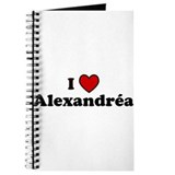 I Heart Alexandrea Journal