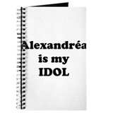 Alexandrea is my IDOL Journal
