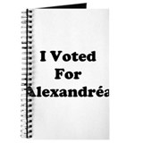 I Voted For Alexandria Journal