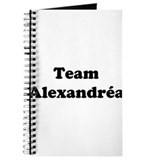 Team Alexandrea Journal