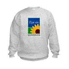 Eye on Gardening TV Kids Sweatshirt