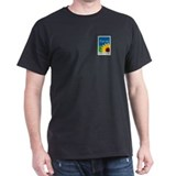 Eye on Gardening TV Black T-Shirt