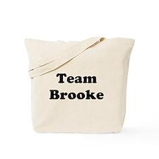 Team Brooke Tote Bag
