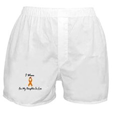 I Wear Orange For My Daughter-In-Law 1 Boxer Short