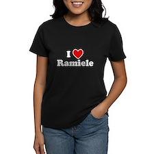 I Heart Ramiele Tee